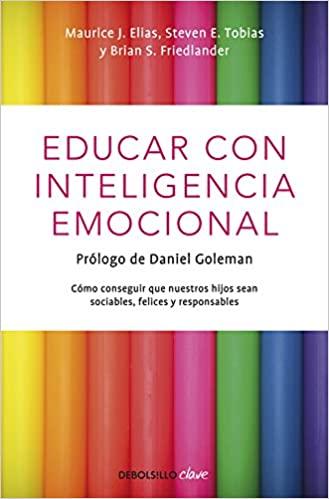 Portada del libro Educar con inteligencia emocional